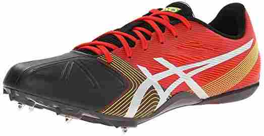 9.  ASICS Men's Hypersprint 6 Track And Field Shoe