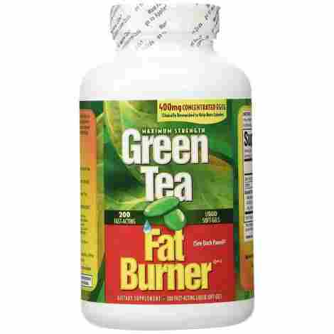 8.  Applied Nutrition Green Tea Extract