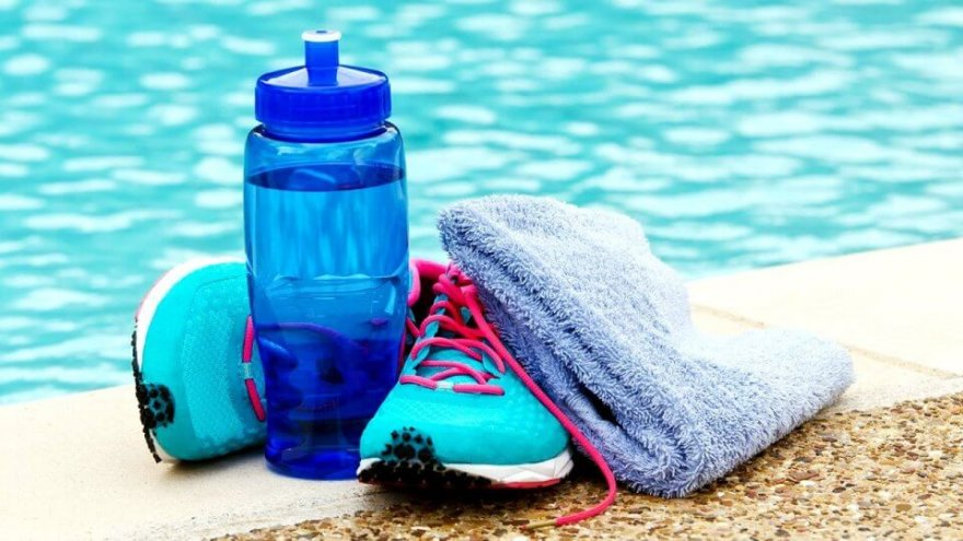 aqua jogging workout and benefits