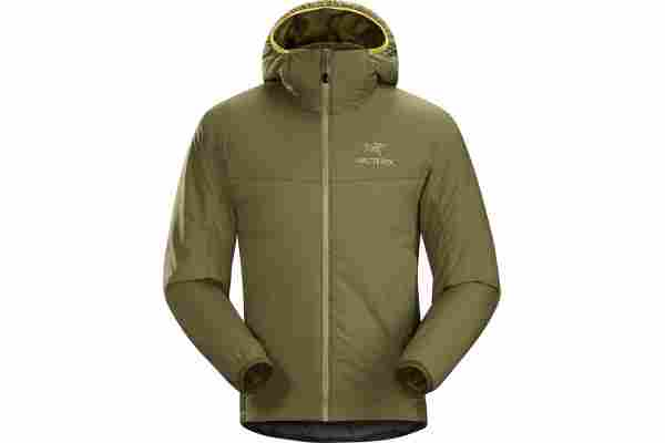 The best insulated jacket should be warm, breathable, lightweight and comfortable like the Arc'teryx Atom LT Hoody.