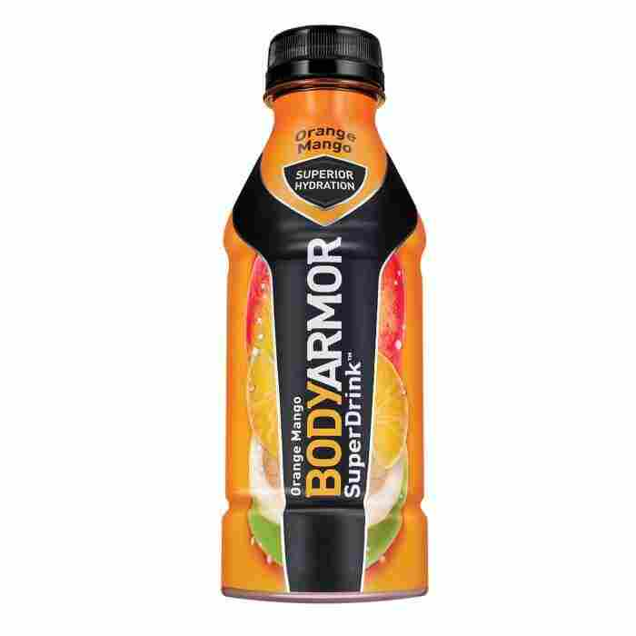 10. Body Armor Sports Drink