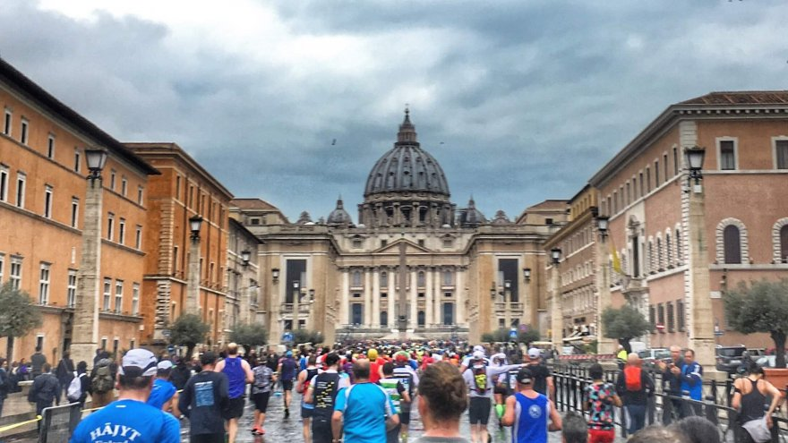 5 Reasons to Run Maratona di Roma