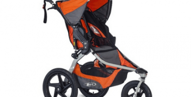 The best strollers for running and jogging