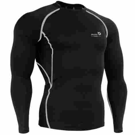 9. Baleaf Cool Dry Skin Fit Long Sleeve Compression