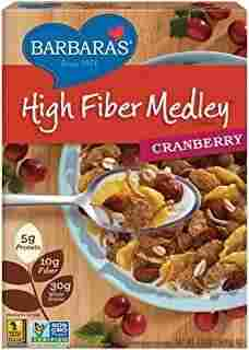 5. Barbara's High Fiber Medley