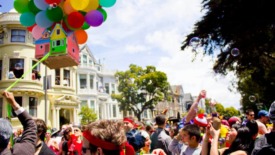 Race Recap: Bay to Breakers 2018