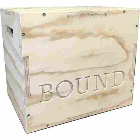 5. Bound 3-in-1 Wood Plyo Box