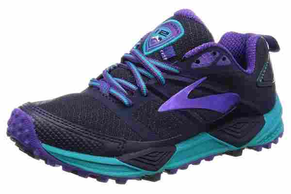 Brooks Cascadia 12 has lots of traction and a great cushioning systems