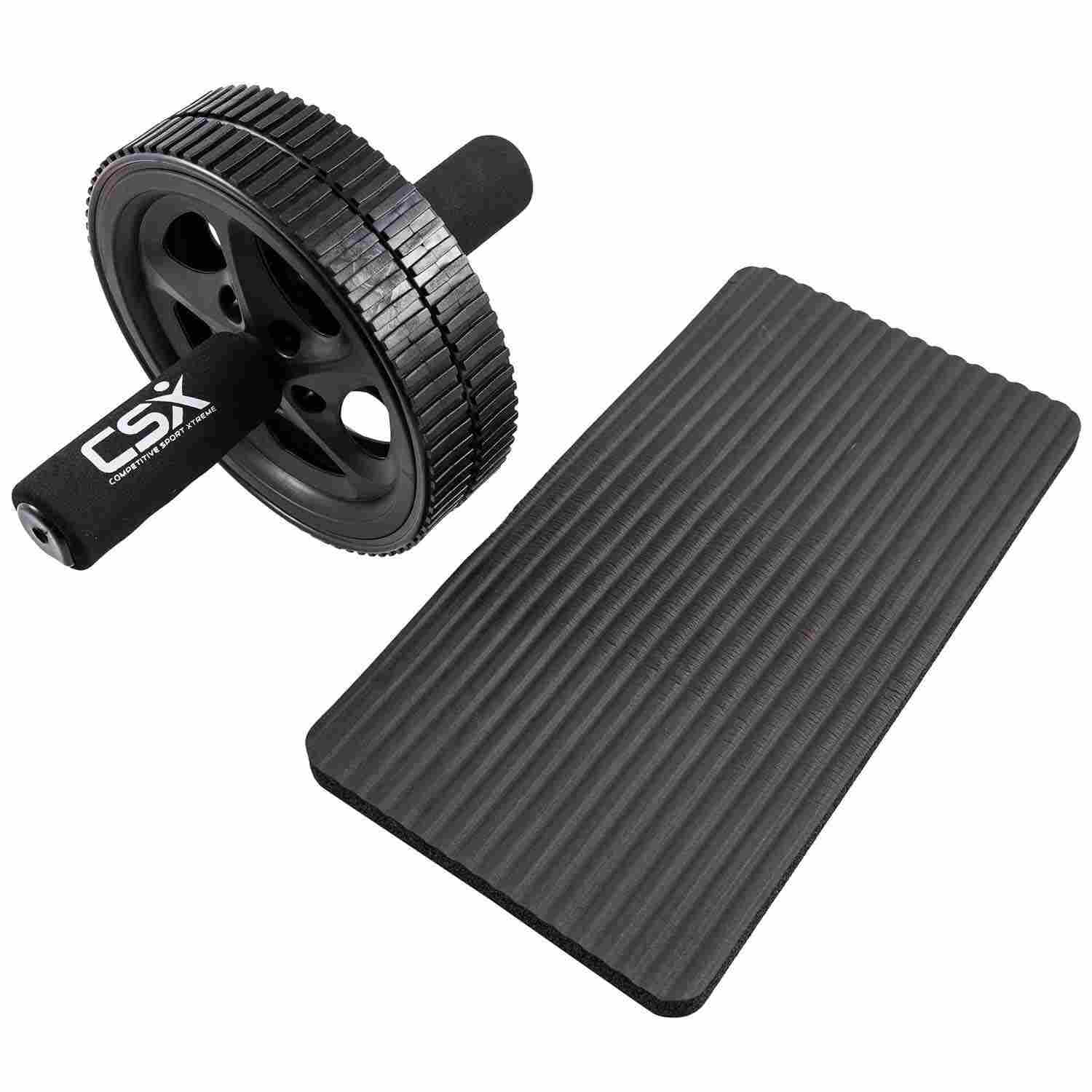 7. Competitive Sport Xtreme (CSX) Dual Ab Roller