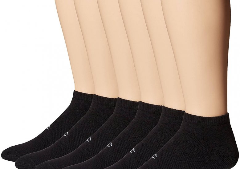 The best Champion socks are soft, breathable and versatile like the Double Dry Performance Low-Cut socks.