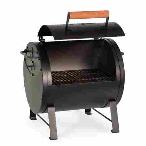 5. Char-Griller Table Top with Side Fire Box