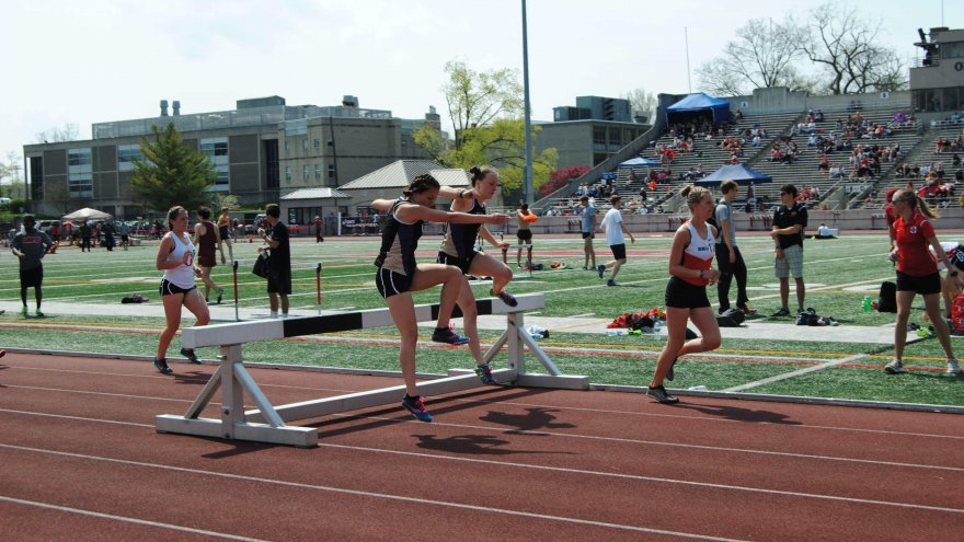 learn more about steeplechase and how to get into it