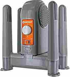 10. DryGuy DX Forced Air Shoe Dryer