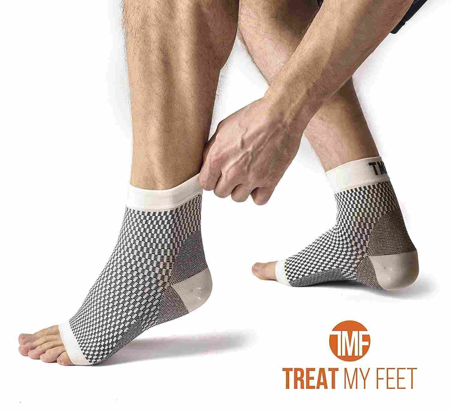 9. Edema Relief Orthopedic Socks By Treat My Feet