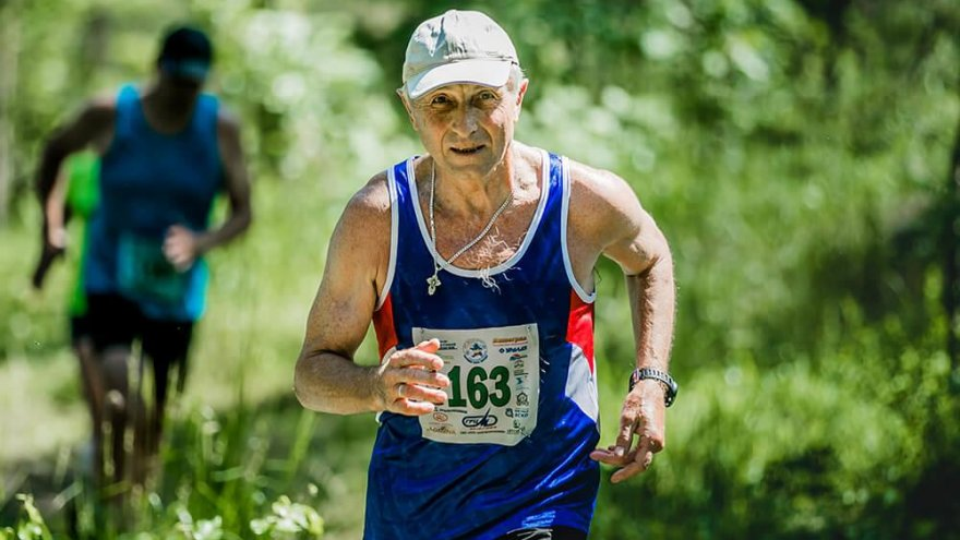 Senior Running: Why it's Not Just for the Young