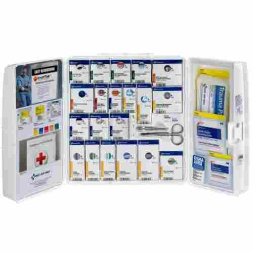 First Aid Only Plastic Cabinet