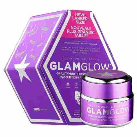 2.  GLAMGLOW Gravity Mud