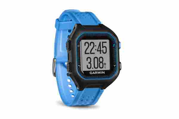 Garmin Forerunner 25 is a great sports watch for anyone training for a run or just out for fun.