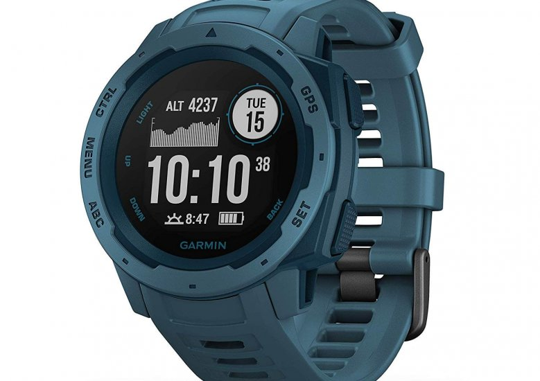 An in depth review of the Garmin Instinct GPS Watch made for the outdoors.