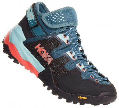 An in depth review of the Hoka One One Sky Arkali hybrid hiking shoe.