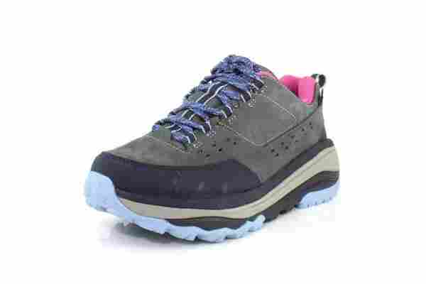 An in depth review of the Hoka One One Tor Summit WP cushioned trail hiking shoe.