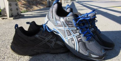 The top rated Asics running shoes