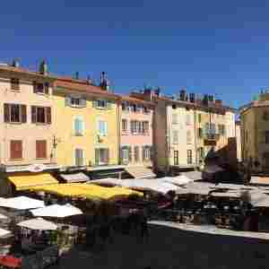 Old Town Hyeres