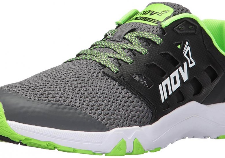 Mesh forefoot and new Met-cradle technology for a breathable and locked-in fit.