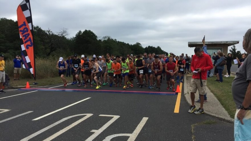 The Jersey Shore Half Marathons is one of the oldest races in the state and great fora PR.
