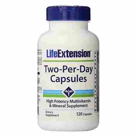 8. Life Extension 2 Per Day