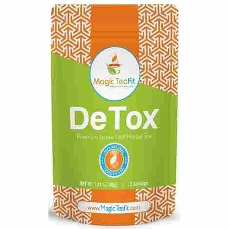Magic Teafit Organic DeTox