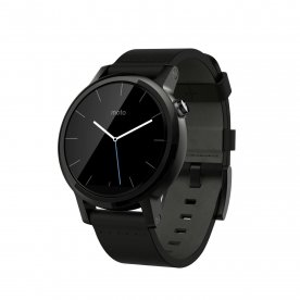 An in depth review of the Motorola Moto 360 (2nd generation)