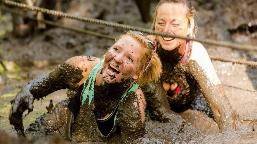 An article about Obstacle Course Racing