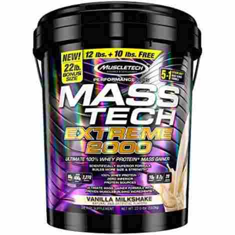 9.   MuscleTech Extreme