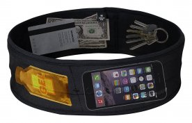 In depth review of the Nathan The Hipster Running Belt