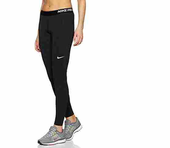 2. Nike Women's Pro Cool Training Tights