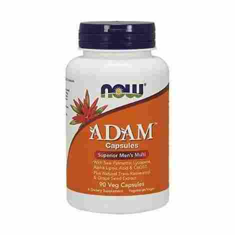 4. Now Foods Multivitamin: Adam and Eve