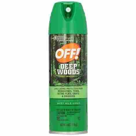 1. Off! Deep Woods