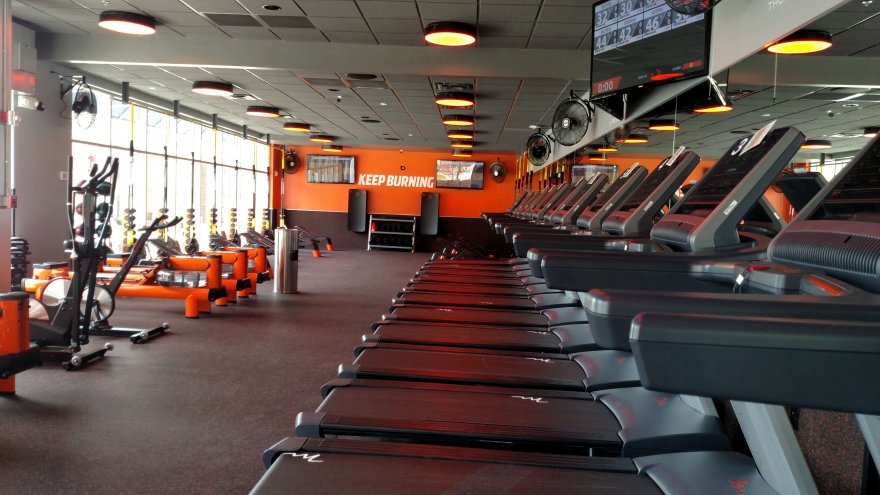 Orangetheory Fitness is a great studio for runners.