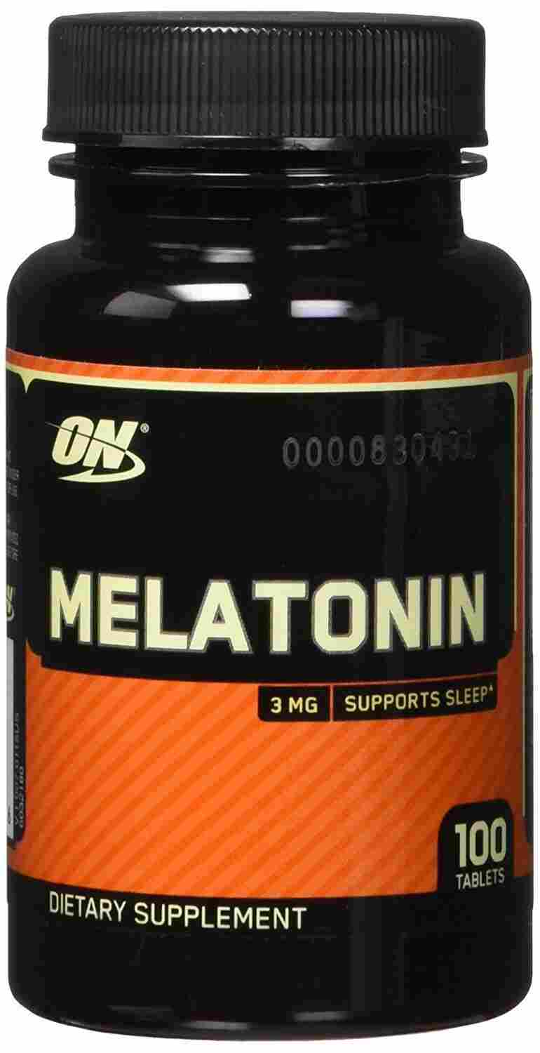 2. Optimum Nutrition Melatonin