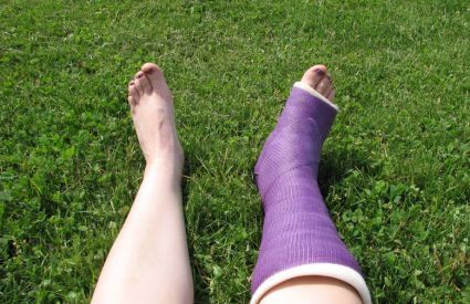Find out how you can still continue to train even you are sidelined with an injury.