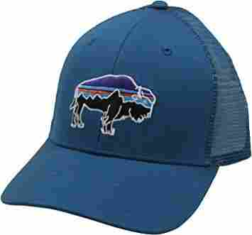 5. Fitz Roy Bison Trucker Hat