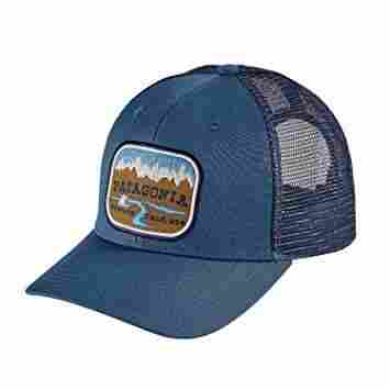 6. Pointed West Trucker Hat