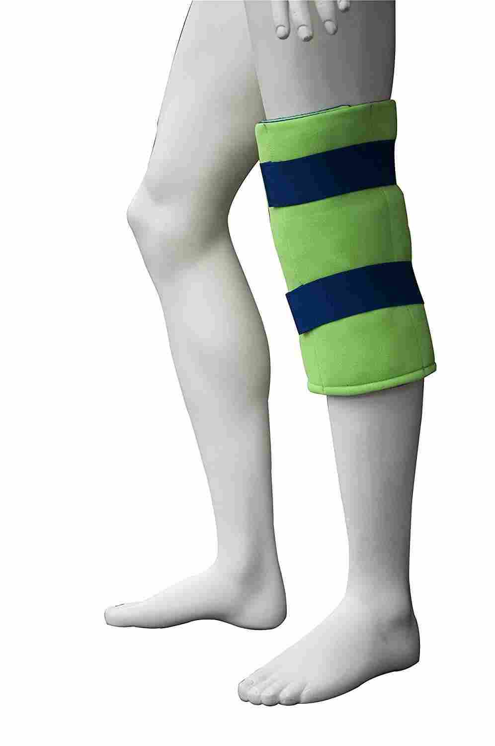Polar Ice Standard Knee Wrap, Cold Therapy Ice Pack, Wearable Ice Pack