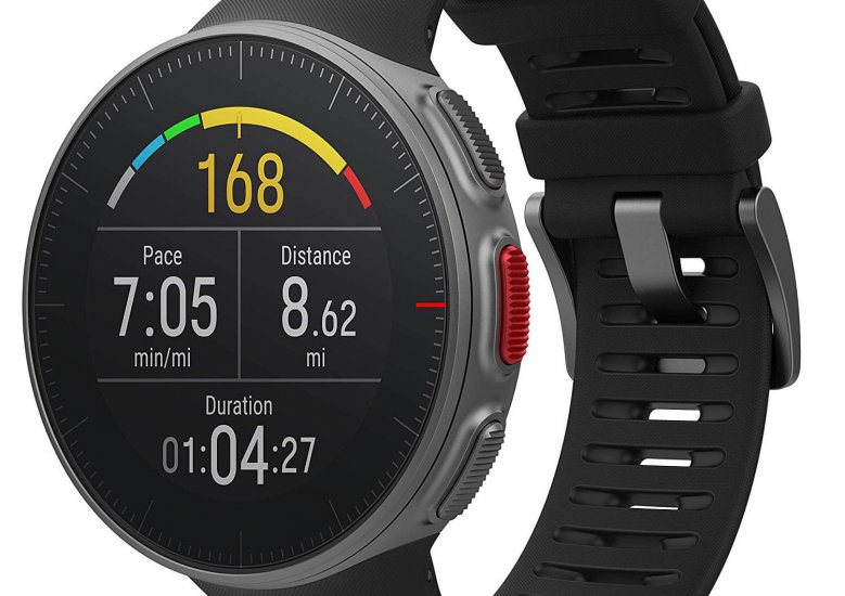 An in depth review of the Polar Vantage V HR fitness tracker with the world's wrist-based Running Power measurement.