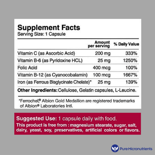 Pure Micronutrients