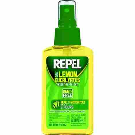 4. Repel Lemon Eucalyptus