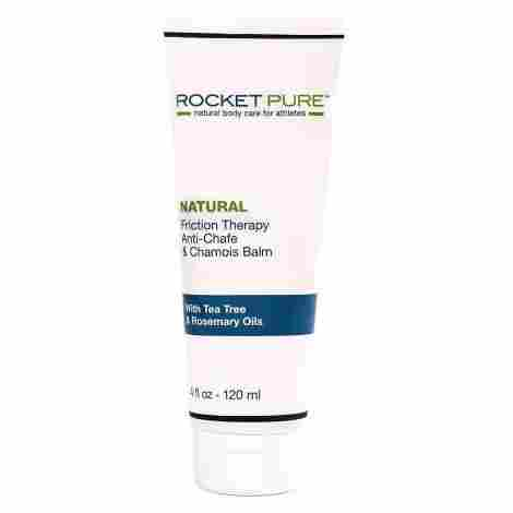 Rocket Pure Natural Friction Therapy Anti-Chafe and Chamois Balm