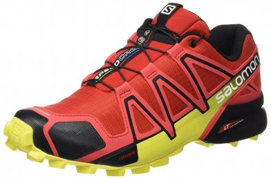 An in depth product review of the Salomon Speedcross 4