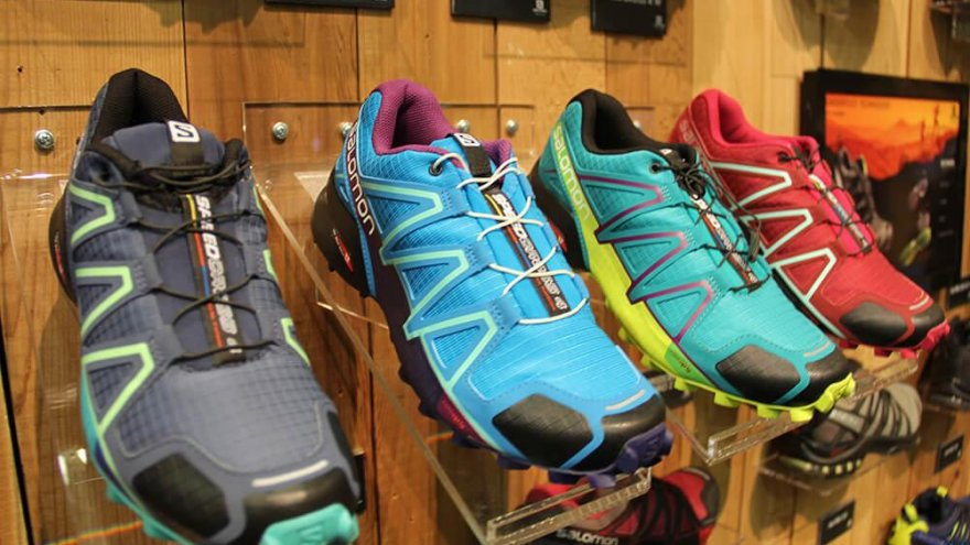 Article Outdoor Retailer Winter Market 2017: Salomon Product Showcase